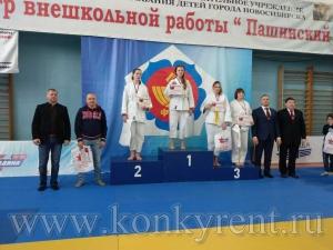 Юные спортсмены из Искитима стали победителями и призерами Первенства области по дзюдо