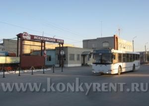С понедельника изменится расписание движения автобусного маршрута №10