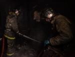 Шесть человек эвакуировали из-за пожара в Индустриальном микрорайоне