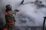 Дважды за неделю пожарные выезжали тушить пожары в Шипуново