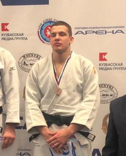 Искитимец Василий Таранов — бронзовый призер Сибири