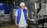 Агрофирма «Лебедевская» начала выпуск топленого масла