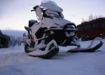Техника ломалась от морозов на дорогах Искитимского района