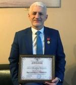 Владимир Скакун стал лауреатом отраслевой премии