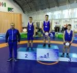 Искитимские борцы стали победителями и призерами области