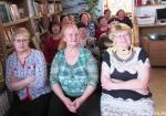 В Евсинской сельской библиотеке состоялась очередная встреча женского клуба «От печали до радости»