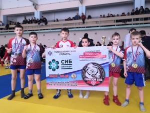 Линевские спортсмены отстояли честь Новосибирской области