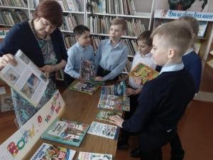 В Искитиме библиотека пригласила юных читателей на День информации