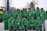 Спортсмены Искитима стали бронзовыми призерами Сельских игр