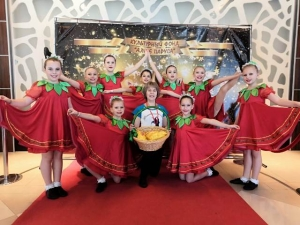 Юные танцоры из Искитима покорили всероссийский фестиваль в Сочи