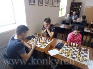 В Искитиме сильнейшим шахматистом стал Александр Дудко