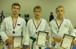 Искитимские дзюдоисты завоевали медали на первенстве области