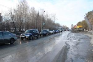 80 миллионов рублей потратят на ремонт проспекта Юбилейный в Искитиме