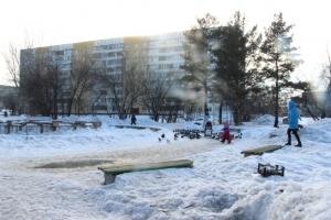 В сквере Юбилейный сделают детские площадки и восстановят фонтан