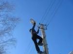В Искитиме восстановят уличное освещение 24 улиц частного сектора