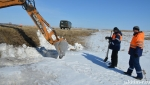 Подготовка к предстоящему паводку в Искитимском районе идет полным ходом