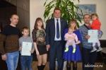 Две молодые семьи из Евсино получили право на социальную выплату для приобретения или строительство жилья