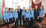 Школьники Искитимского района  встретились с Героем России Александром Кузнецовым