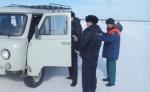 Пятый этап акции «Безопасный лед»: Не допустить происшествий