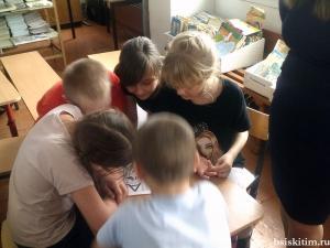Неделя детской книги прошла в Евсино