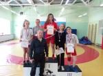 Искитимские спортсменки прошли отбор на первенство Сибири по спортивной борьбе