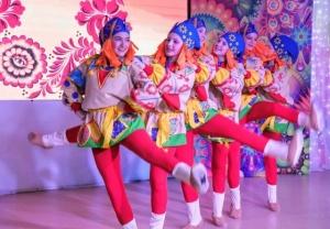 Коллектив «Вернисаж» ДШИ Искитима стал дипломантом фестиваля «Сибирская карусель»