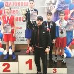 Искитимский боксер стал победителем Первенства Сибири