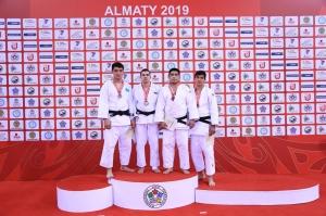 Василий Таранов завоевал золото Кубка Азии - 2019