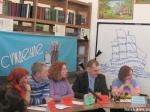 Героем нового выпуска литературно-интеллектуальной игры «Суждение» стал поэт Павел Коган