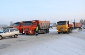 Властям Искитима запретили выдавать пропуска на проезд грузовиков