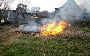 Искитимцев призывают быть бдительными в пожароопасный период