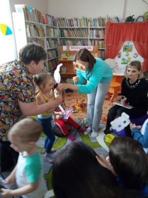 В Искитиме прошла всероссийская акция «Библионочь-2019»