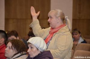 25 апреля состоялся выездной день Главы района. Олег Лагода встретился с жителями Лебедевки