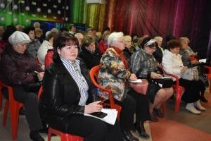 В Искитиме ветераны обсудили подготовку к 75-летию Победы