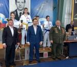 Искитимские дзюдоисты завоевали медали регионального турнира
