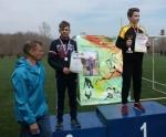 Легкоатлет из Искитима – призер областных соревнований