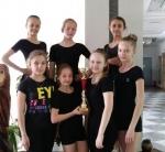 Юные амазонки из Лебедевки – лауреаты международного и всероссийского фестивалей