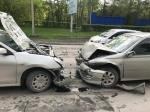В столкновении двух автомобилей на пр. Юбилейном пострадал ребенок