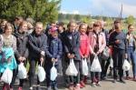 Эковолонтёры прошлись по природным заповедникам Новосибирской области  |