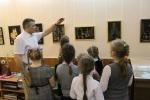 В ДК «Октябрь» Искитима открыта выставка мастера Владимира Фролова