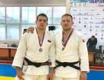 Искитимцы завоевали бронзу чемпионата Сибири по дзюдо