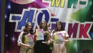 В финале регионального конкурса выиграли юные вокалистки Искитима