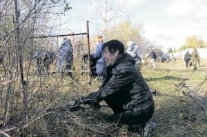 Старое кладбище вновь пострадало от вандалов
