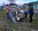 На территории Улыбинского сельского совета Искитимского района Новосибирской области активно развивается территориальное общественное самоуправление