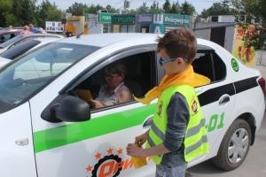 ЮИДовский патруль – за безопасность детей во дворах и на дорогах