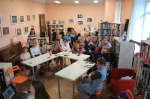 Дизайн-проект защитили: детскую библиотеку Искитима модернизируют на средства федеральной субсидии