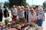 В День памяти и скорби искитимцы возложили цветы