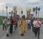 В Искитиме перекроют улицы для прохода Крестного хода