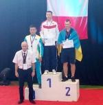 Воспитанник районной спортивной школы одержал победу в Первенстве Европы по гиревому спорту