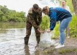 «Сибантрацит» увеличивает популяцию ценных видов рыб